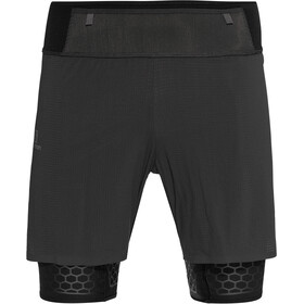 Salomon Exo Twinskin Shorts Men black